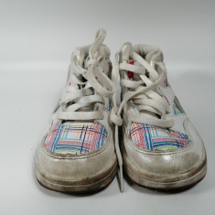 Adidasi Reebok pentru copii, marimea 25, Alb