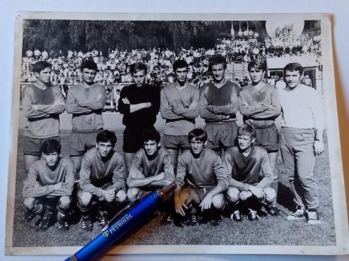 Foto echipa de fotbal - ASA TARGU-MURES (inclusiv BOLONI)