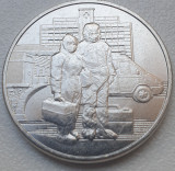 Monedă 25 ruble 2020 Rusia, Selfless Labour of health workers, unc, Europa