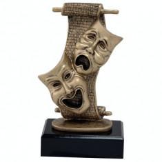 Figurina Teatru, din rasina, 19,5 cm inaltime