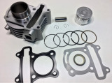 Kit Cilindru Set Motor Scuter Kymco - Kimco Sento 4T 80cc 47mm