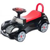Masinuta actionata cu picioarele pentru copii Toyz Cart ATC-N, Negru