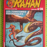 RAHAN nr.28, colectia noua, limba franceza