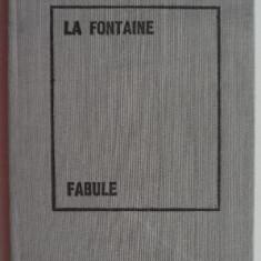 Fabule – La Fontaine
