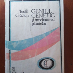 GENIUL GENETIC ȘI AMELIORAREA PLANTELOR