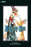 D.Gray-Man, Volume 1