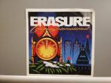 "Erasure – Crackers Inernational – EP (4 piese) (1988/EMI/RFG)-VINIL/""7 Single/NM, capitol records"