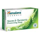 Sapun neem si turmeric protector Himalaya, 75 g