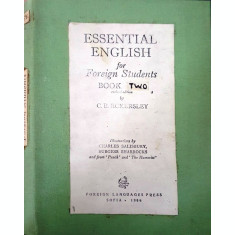 Essential English for Foreign Students, book, I, II, III, IV