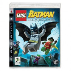 LEGO Batman: The Videogame PS3, Actiune, 12+