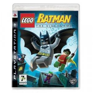 LEGO Batman: The Videogame PS3