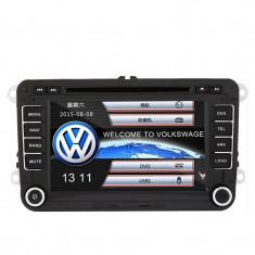 Navigatie Gps Dvd Mirror Link VW Volkswagen Passat Touran Jetta Polo