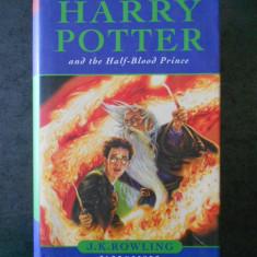 HARRY POTTER AND THE HALF-BLOOD PRINCE  (2005, Bloomsbury, editie cartonata)