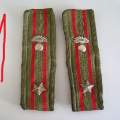 M1D - GRADE MILITARE - LOT A - COMUNISTE - MANTA PLOAIE - PIESE DE COLECTIE
