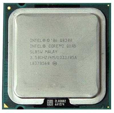 Procesor PC Intel Core 2 Quad Q8300 SLGUR 2.5Ghz LGA775 foto