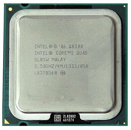 Procesor PC Intel Core 2 Quad Q8300 SLGUR 2.5Ghz LGA775