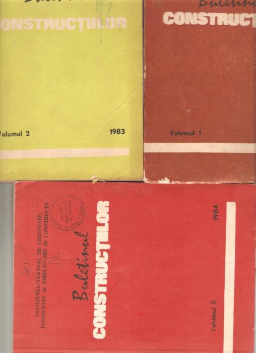 Buletinul constructiilor 14