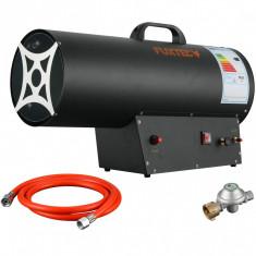 Aeroterma / Incalzitor cu gaz FUXTEC FX-GH51 (50KW) Tun caldura