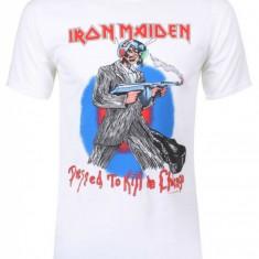Tricou Iron Maiden: Chicago Mutants