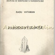Parodontologie - Radu Vataman