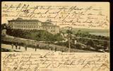 Carte postala ilustrata, UPU, Salutari din Turnu Severin, Liceul Traian