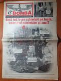 ziarul bomba decembrie 1996-ziar umoristic