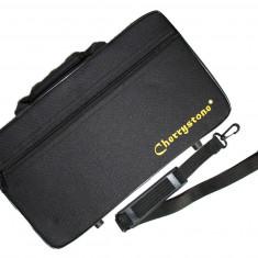 Clarinet Cherrystone® Bb(Si bemol) Böehm sistem PORTOCALIU 17clape+6