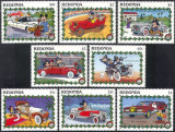 1990 - REDONDA - WALT DISNEY- CARS