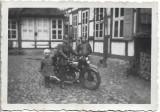 Motocicleta militara romaneasca anii 1920 armata romana