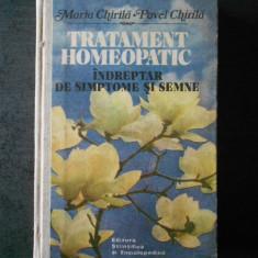 MARIA CHIRILA - TRATAMENT HOMEOPATIC
