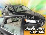 Paravanturi auto VOLVO XC70, combi, an fabr. 2007-2016 (marca Heko) Set fata si spate - 4 buc.