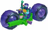 Cumpara ieftin Testoasele Ninja Vehicul Cu Figurina Donatello
