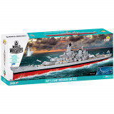 Cumpara ieftin Set de construit Cobi, World of Warship, Battleship Missouri BB63 (2400 pcs)