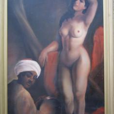 Tablou nud arab