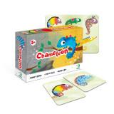 Joc de memorie Cameleoni Dodo, 14 x 10 cm, 1-8 jucatori, 5 ani+