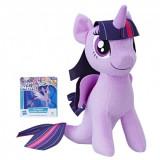 My Little Pony - jucarie plus 25 cm Twilight Sparkle cu codita de sirena, Hasbro