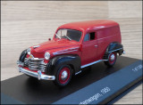 Macheta Opel Olympia Kastenwagen (1950) 1:43 Whitebox
