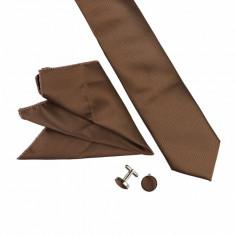 Cravata maro slim batista Berrigan