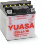 Cumpara ieftin Baterie moto cu intretinere YUASA 5,5Ah 58A 103x90x114