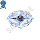 Ventilator Thermaltake Thermaltake AF0046 200mm Blue LED Silent Fan