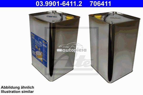 Lichid de frana ATE SL6 DOT4 ESP 20 L 03.9901-6411.2