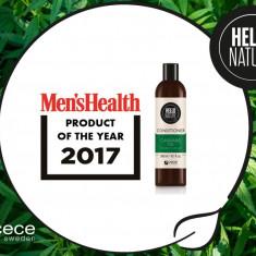 Lotiune / Balsam pentru corp cu ulei Bio de Canabis pentru Flexibilitate & Relaxarea pielii Hello Nature 250 ml