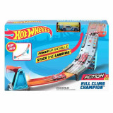 Jucarie Pista Hot Wheels Campionul urcarii pe dealuri Hill Climb Champion GBF 83 Mattel