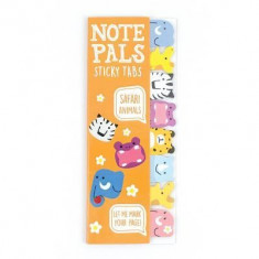 Note Pals Sticky Note Pad - Safari Animals (1 Pack)