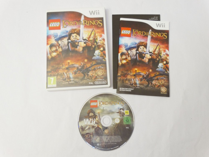 Joc Nintendo Wii - LEGO The Lord of the Rings