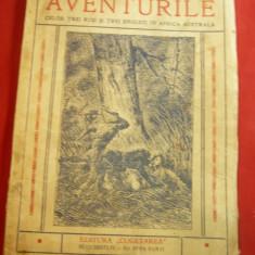 Jules Verne -Aventurile celor 3 rusi si 3 englezi in Africa Australa -Ed.1938