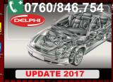 Actualizare / Update 2017/2018 - tester diagnoza Delphi - Turisme si Camioane