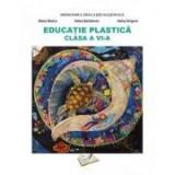 Educatie plastica, manual clasa a VI-a - Elena Stoica, Clasa 6, Manuale