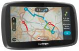 Sistem Navigatie GPS Auto TomTom GO 500 Speak & Go Harta Full Europa, 5, Toata Europa