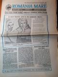 ziarul romania mare 2 februarie 1996